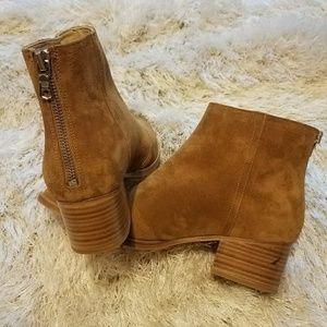 Rag & Bone Wesley Boot Suede Size 6.5